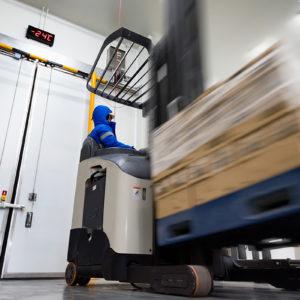 Shipping & Recieving